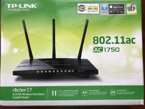 TP-Link AC1750 Dual Band Wireless AC Gigabit Router