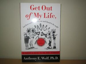"Parenting Book ""Get Out of My Life"""