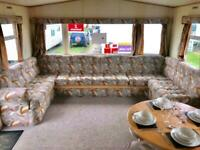 Used 2 Bedroom Caravan For Sale - FREE 2020 & 2021 FEES! Central Heated!