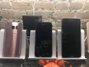 Samsung S7, s7 edge,  Note 5 comme neuf, débloqué avec garantie