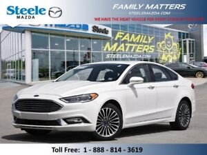 2017 Ford Fusion SE  W/Leather & Roof