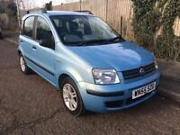 2005 FIAT PANDA 1.2L ELEGANZA MANUAL PETROL 5 DOOR HATCHBACK