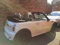 Mini Cooper works - convertible