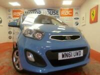 2011 Kia Picanto 1 AIR (ONLY 0.00 ROAD TAX) FREE MOTS AS LONG AS YOU OWN THE CAR