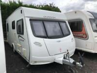 2013 Lunar Quasar 534 4 Berth caravan FIXED BED Awning, VGC, Bargain !