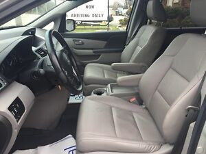 2012 HONDA ODYSSEY EX-L * LEATHER * PWR ROOF * REAR CAM * DVD  London Ontario image 16