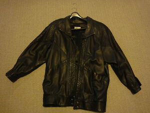 Braemar Women's Leather Jacket