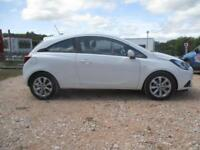 2018 Vauxhall Corsa 1.4 75ps Energy 3 Dr 3 door