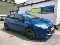 2010 Renault Megane 1.6 16v 110 Dynamique - Metallic Blue
