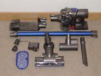 Dyson DC44 handheld/stick vacuum cleaner - £110 o.n.o