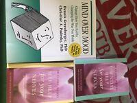 Self help books mood depression nerves