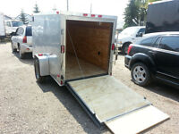 Cargo Trailers for Rent by the Day, Week or Month