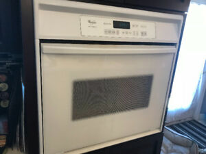 Whirlpool 30 inch Built in Oven