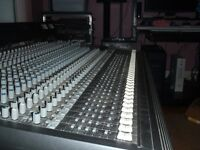 MACKIE Console 32-8 bus