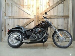 2008 Harley-Davidson FXSTB Softail Nigh Train