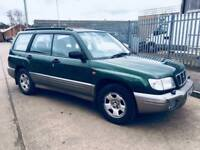 2002 Subaru Forester 2.0 5dr