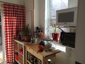 In Saint Henri 4 1/2 and 5 1/2 Apartment Available