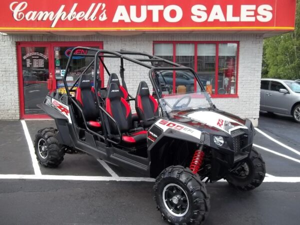 Used 2013 Polaris RZR XP4