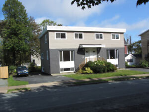 Available now--Large 3 bed/1 1/2 bath Duplex South End Halifax