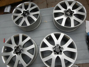 "Mazda 6 stock RIMS.  2006 and UP  18"" Factory OEM Rims"