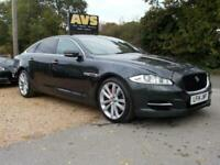 2014 Jaguar XJ 3.0d V6 Portfolio 4dr Auto [LWB] [8] SALOON Diesel Automatic