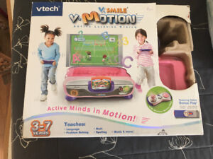 Vtech gaming console