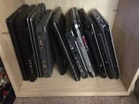 Faulty not working old laptops x11