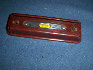 VINTAGE GARRARD LEVEL-MADE IN ENGLAND-1940/50S-COLLECTIBLE TOOLS