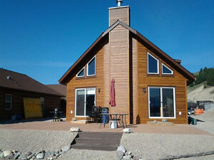 Waterfront Home on Lake Koocanusa BC
