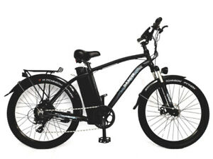 THUNDER MOUNTAIN E-BIKE/ THUNDER STEP-THROUGH E-BIKE