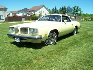 "77 OLDS CUTLASS ""S"""