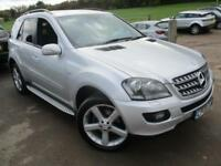2008 MERCEDES M-CLASS ML 320 CDI EDITION 10 AUTOMATIC ESTATE DIESEL