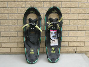 """TUBBS 25"""" Snow shoes"""