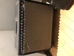 Fender twin amp professionnal 1992