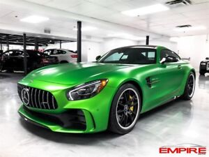 Mercedes-Benz AMG GT AMG GTR Coupe 577HP 4.0 2018
