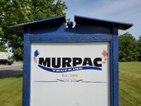 "Come Drive for Murpac Trucking ""Driver Needed"""