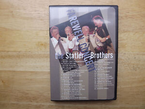 "FS: 2003 The Statler Brothers ""Farewell Concert"" DVD"