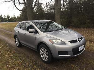 2007 Mazda CX-7 SUV, Crossover low mileage!!