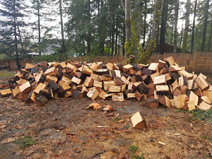 Firewood for Sale - Fresh Cut Douglas Fir- chopped - $80