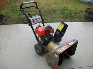 Craftsman 4hp/21 inch Snowblower