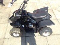 Quad bike Rev and go £250