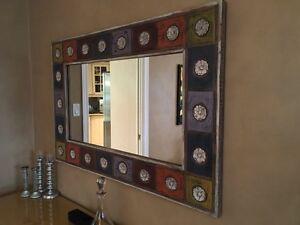Pier 1 Mirror For Sale - $120.00