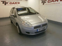 Fiat Grande Punto 1.4 Dynamic - 1 OWNER! FINANCE FROM ONLY £23 PER WEEK!