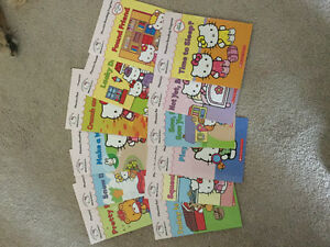 Sight word and phonics reading program by scholastic