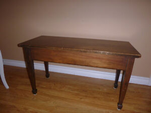 Coffee Table/Piano Bench
