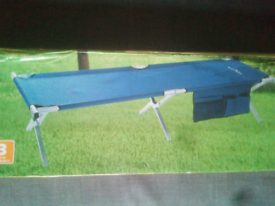 Adventuridge camping bed brand new