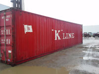 Used/New Shipping & Storage Containers - Delivered to you