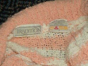 Ladies Small Fits 6-8 Sizing Striped Sweater by Traditions*SEARS Kingston Kingston Area image 3