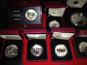 Looking to Purchase Royal Canadian Mint Coins, Coin Collections
