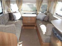Touring caravan 2011 Lunar Lexon 530 4 berth